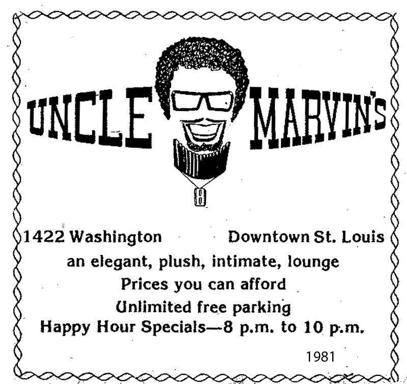 Uncle Marvins Bar St. Louis